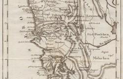 Carta de Chile y las Islas Chilenas Fuente Bolivaroldprints com 1